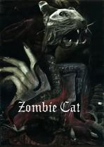Alptraum Zombie Cat